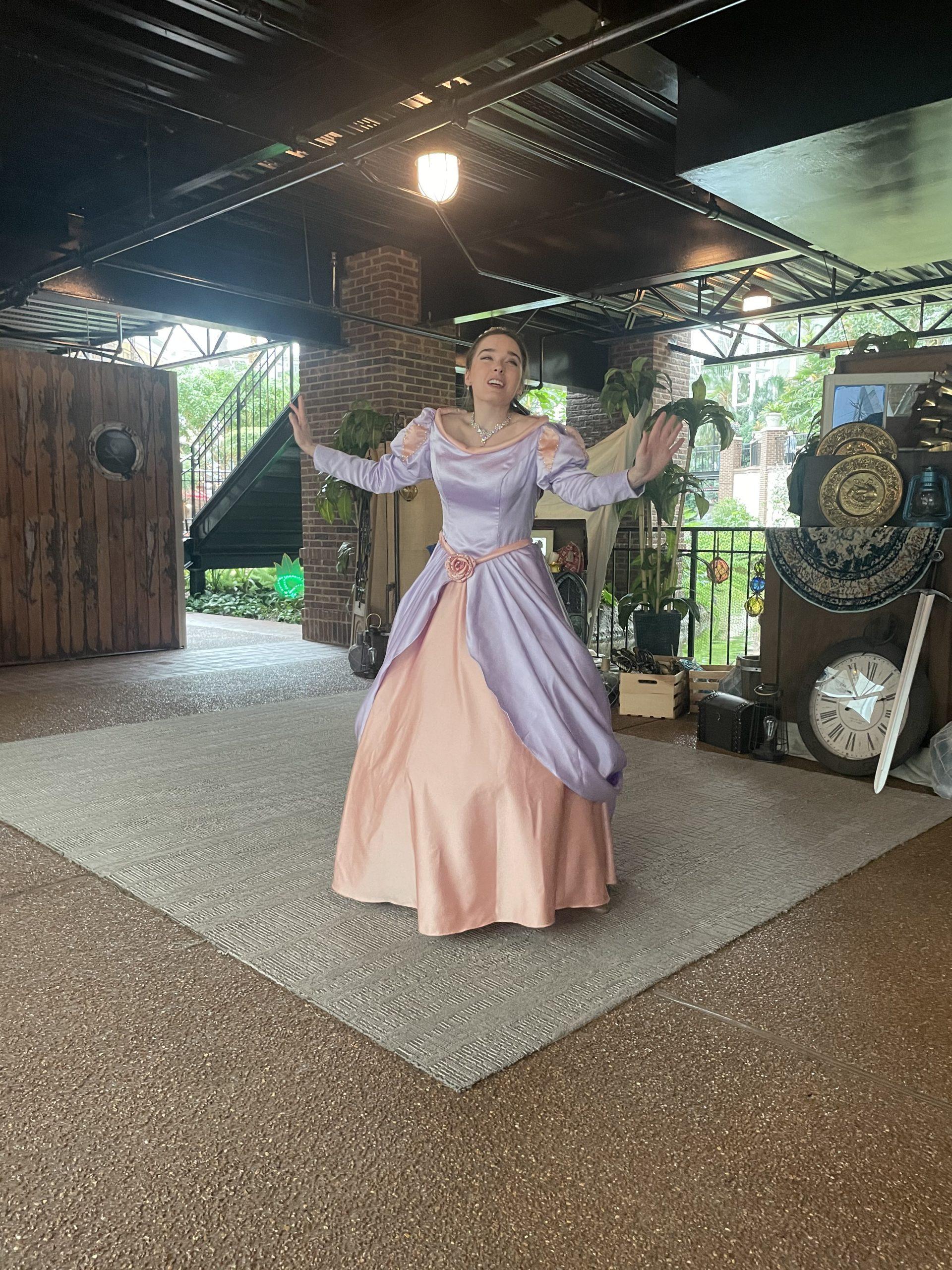 Princess at Opryland