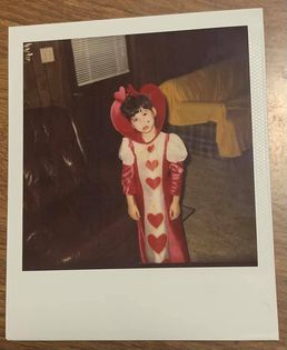 Ashely G. Queen of Hearts