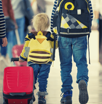 Tips for Tackling Air Travel With a Toddler